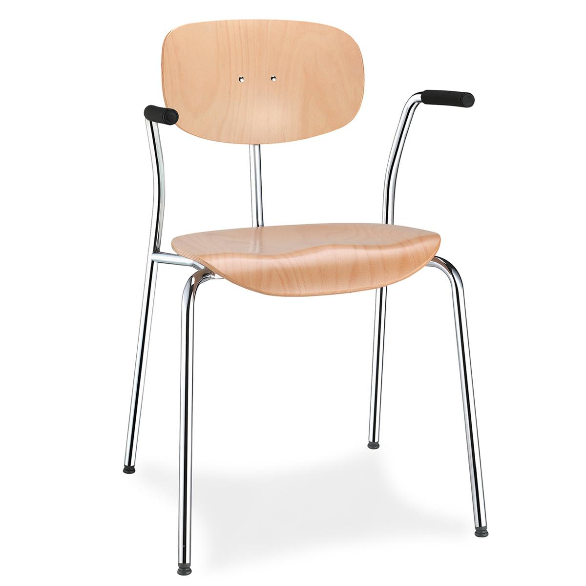 Braun st hle slim 7264 018 - Stuhlfabrik braun ...