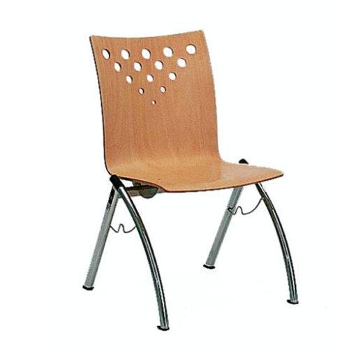 braun st hle produktkategorien stapelst hle mit metallgestell. Black Bedroom Furniture Sets. Home Design Ideas